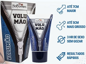 gel volumao